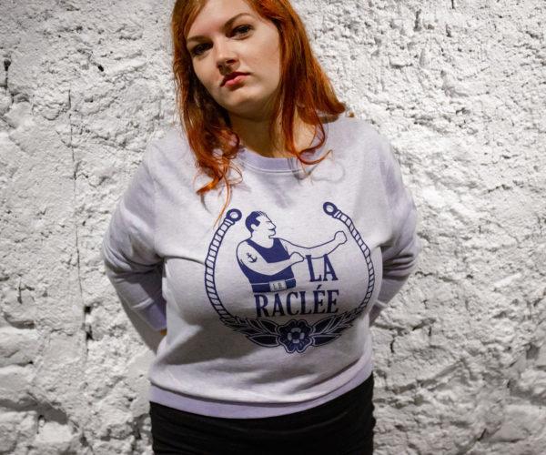 Sweat-shirt pour femme Strasbourg